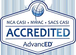 NCA CASI-NWAC-SACS CASI-Accredited-AdvancED